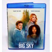 Big Sky - 1ª Temporada - Legendado - Disco Duplo