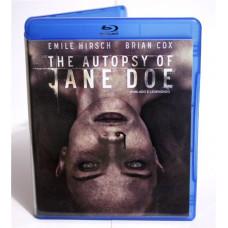 A autópsia de Jane Doe - Dublado e Legendado - 2016